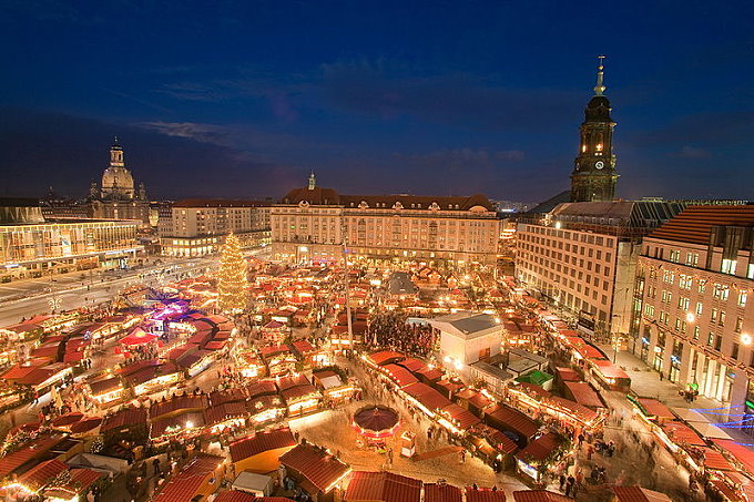 Deutschlands Schonste Weihnachtsmarkte 2016 Orte Termine