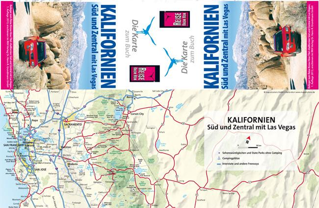 Kalifornien Karte Pdf.Landkarte Kalifornien Als Pdf Kostenlos Downloaden