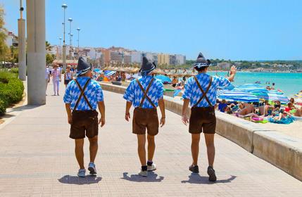 Mallorca Die Party Insel Ballermann Und Andere Locations