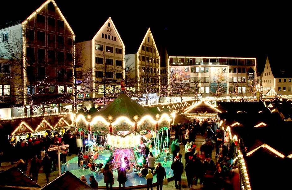 Deutschlands Schonste Weihnachtsmarkte 2017 Orte Termine Highlights